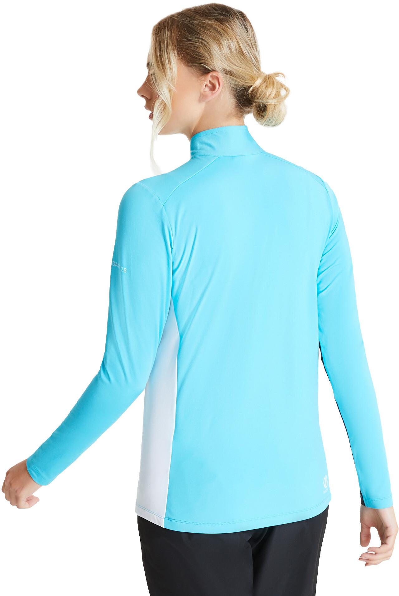 Dare 2b Default Core Stretch Bluza Kobiety, azure blue/black/white (2020)